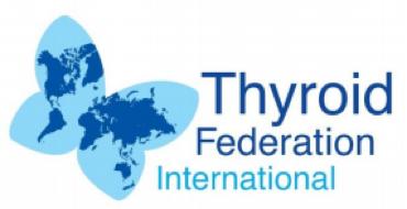 Logo der Thyroid Federation International