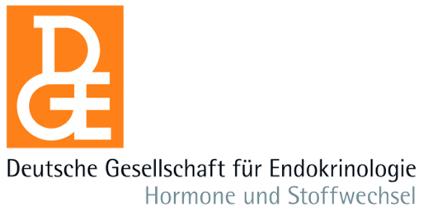 Logo der Deutschen Gesellschaft für Endokrinologie
